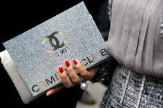 Chanel haute couture 2014 invitation