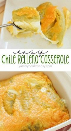If you like chile rellenos, you will LOVE this Chile Relleno Casserole! It's quick, easy and tastes just like the chile relleno dish at your favorite Mexican food restaurant! Plus, it's inexpensive and feeds a big family!