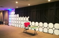 Tiled from Apostolic Campgrounds in Millersport, Ohio | Church Stage Design Ideas