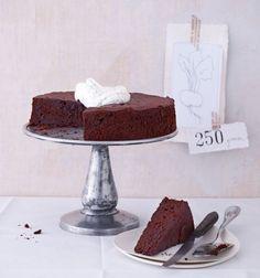 Schoko-Rote-Bete-Kuchen - Die besten Rezepte mit Roter Bete - 19 - [ESSEN & TRINKEN]