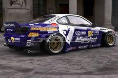Rocket Bunny V2 Aero - Nissan Silvia (S15) - Rear Diffuser (only)
