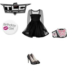 """""""My birthday :D"""" by ittybittykittyy on Polyvore"""