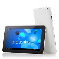 The Boogie 9 Inch Android Tablet PC - 1GHz CPU, 8GB Memory, Dual Camera $109.99