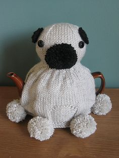 Pug Tea Cosy