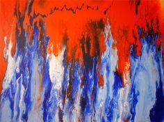 Fluid Painting Deep Water Bild 1