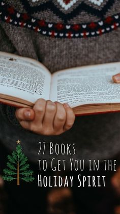 27 books to read for Christmas for adults and for kids and for teens, including awesome books and classics.