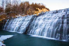 Thunderbay Falls, Galena IL