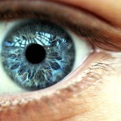 Eye | Iris | Pupil | 目 | œil | глаз | Occhio | Ojo | Color | Texture | Pattern | Macro |  Macro Of Blue Female Eye Stock Photo 144817270