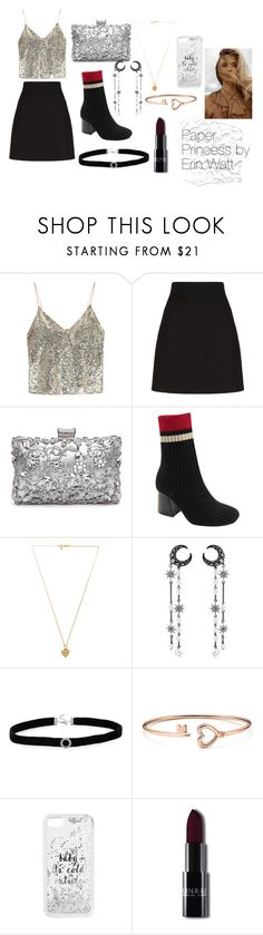 """""""Untitled #67"""" by iulianaenache526 on Polyvore featuring Alice + Olivia, Gucci, Vanessa Mooney, BillyTheTree and Kate Spade"""