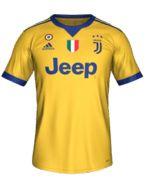 Juventus - FIFA 18 Ultimate Team Kits | Futhead