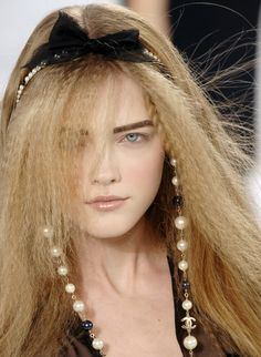 Chanel wish ...........her #hair