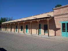 Building in Old Mesilla, NM
