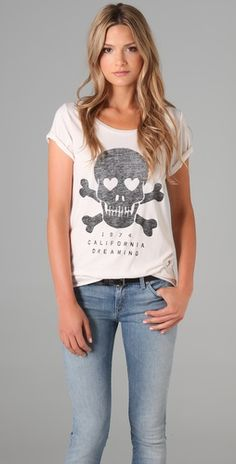 #Tee and Jeans Casual