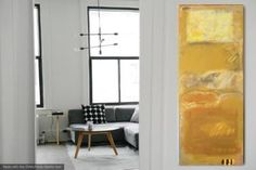 Original Abstract Painting by Gordon Sellen Spray Paint On Canvas, Acrylic Spray, Original Art, Original Paintings, Abstract Expressionism Art, Buy Art, Minimalism, Saatchi Art, Street Art