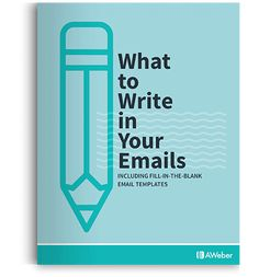 If you want to learn the way to write welcome emails, autoresponder series and a lot more, then join the 7-day email course for free. Plus, you'll get the fill-in-the-blank email templates to make sending emails more easier.