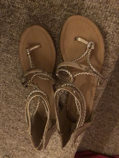2a02ead9f19c Maurices Womens Sandals Size 7  fashion  clothing  shoes  accessories   womensshoes