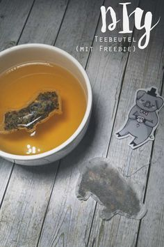 KuneCoco • DIY • Teebeutel selber machen (mit Freebie zum Downloaden!) Pudding, Creative, Desserts, Blogging, Diy, Food, Tea Pots, Diy Home Crafts, Tutorials