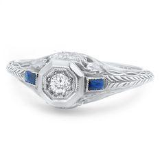 The Ingrid Ring | brilliantearth.com