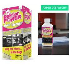 JML DOKTOR POWER OVEN CLEANER - http://domesticcleaningsupplies.co.uk/product/jml-doktor-power-oven-cleaner/