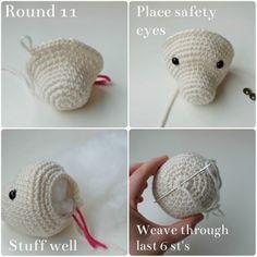 Twinkle Toes the Unicorn Crochet Pattern #Amigurumi #CrochetPattern #Unicorn