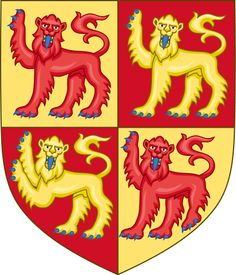 The Arms of Llewellyn  The two principal Welsh kingdoms were those of Gwynedd, in the north, and Deheubarth in the south. Of these, the most successful, and the last, finally, to fall, was that of Gwynedd.