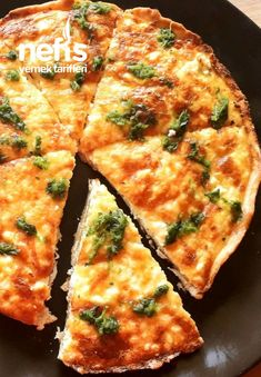 Three Cheese And Basil Quiche – Yummy Recipes - Rezepte Yummy Recipes, Healthy Recipes, Good Food, Yummy Food, Homemade Beauty Products, Food Design, Tart, Food And Drink, Cheese