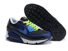 new styles eadce 17baf Discover the Discount Nike Air Max 90 ACG Pack Black Vibrant Blue Royal  group at Pumacreeper. Shop Discount Nike Air Max 90 ACG Pack Black Vibrant  Blue ...