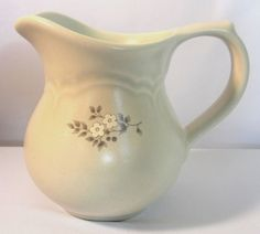Pfaltzgraff HEIRLOOM Creamer USA #Pfaltzgraff