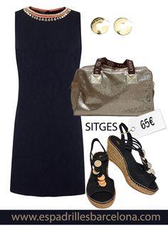 SITGES - Espadrille fresca y elegante.