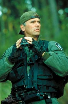 """Stargate SG1 Season 2 Episode 19 - """"One False Step"""". One of my all-time favorite episodes."""