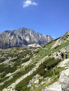Koncista in High Tatras.