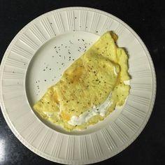 Aprenda a preparar a receita de Crepioca low carb