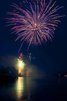 Fireworks, Canada Day, July 1, 2013 #17