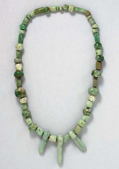OLMEC JADE NECKLACE MIDDLE PRECLASSIC, CA.Lets trade or sale 4 real goods and healthy items or art items that add real wealth 2 you, more I live without money, happier am I, the world is disgusting everybody looks 4 money and greed, go native and green with renewable energies you won't pay,  https://stargate2freedom.wordpress.com/2011/06/28/health-and-well-being-life-as-an-art-of-living/,