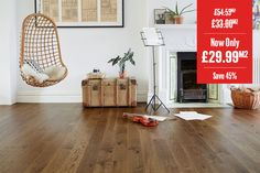 Home Choice Engineered European Rustic Oak Flooring x Brown Sugar Lacquered Living Room Kitchen, Home Living Room, Engineered Wood Floors, Oak Flooring, Choices Flooring, Flooring Ideas, Real Wood, Victorian Homes, Ideal Home