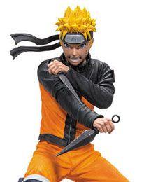 Naruto Shippuden Color Tops Actionfigur Naruto Uzumaki 18 cm