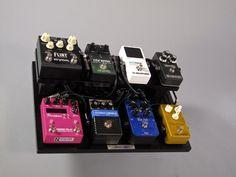 Vertex Effects Pedal Board featured in April 2013 Blog with Neunaber Technology Chroma Chorus Reverb #neunabertechnology
