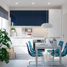 Să investești în bucătăria ta este întotdeauna o idee bună. Acesta este locul în care pregătești mâncăruri sănătoase și delicioase, petreci timp cu familia ta și e acolo pentru tine multă vreme. Cu bucătăria METOD ai parte de calitate, confort și garanție. Ikea Kitchen, Decoration, Office Desk, Interior Design, Furniture, Home Decor, Fine Furniture, Small Tiles, Ikea Galley Kitchen
