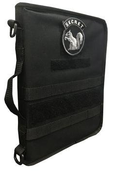Squirrel Futuristic Graphics Deluxe Printing Small Purse Portable Receiving Bag