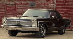 1966 Plymouth Fury Sport III 383 Automatic