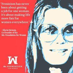 Fair is Fair Yes All Women, Great Women, What Is Feminism, Gender Issues, Gender Studies, Gloria Steinem, Intersectional Feminism, Women's Rights, Socialism