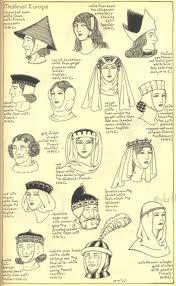 14th century hats