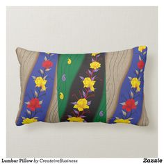 Shop Lumbar Pillow created by CreateiveBusiness. Custom Pillows, Decorative Throw Pillows, Lumbar Pillow, Bed Pillows, Pillow Inserts, Pillow Covers, Decorating Your Home, Create Your Own, Design