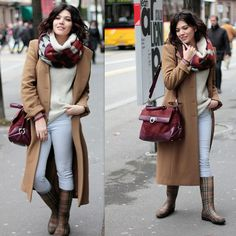 Get this look: http://lb.nu/look/6002735  More looks by Neslisah Cetin: http://lb.nu/neslisahcetin  Items in this look:  Max&Co. Max&Co, Salvatore Ferragamo Sf Sofia, Burberry, Topshop, H&M Hm