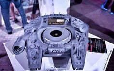 Pioneer CDJ-2000 Millennium Falcon Edition