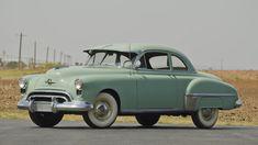1949 Oldsmobile Coupe | S180 | Dallas 2011 Vintage Cars, Antique Cars, Vintage Travel, Dallas, Amc Javelin, Car Part Furniture, Automotive Group, Best Classic Cars, Ford Fairlane