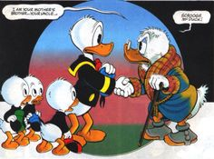 This page is dedicated to the Disney Ducks Universe. Disney Mickey Mouse, Walt Disney, Don Rosa, Dagobert Duck, Duck Cartoon, Disney Ducktales, Uncle Scrooge, Duck Tales, Scrooge Mcduck