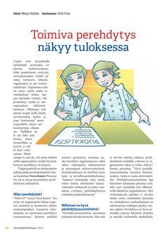 Kuinka asiakaspalvelu rakentuu sisään työyhteisön toimintakulttuuriin?  sivu 1/3