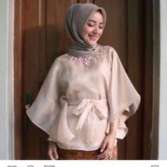 Best seller...organza top mocca ❤️