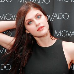 "Alexandra Anna Daddario ♛ (@dailyalexdaddario) on Instagram: ""Alex at her 1st Movado International Presentation in Berlin (2017)"""